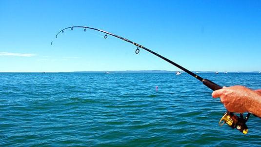 Gökçeada'da Balık Avı