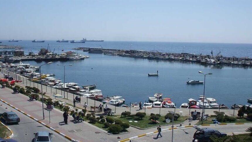 İstanbul Avcılar'da Balık Avı