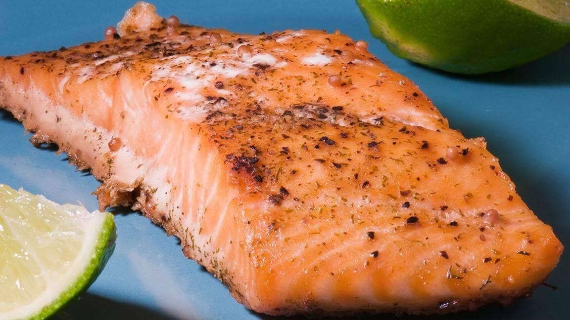 Fırında Ballı Hardallı Somon Balığı Nasıl Yapılır?